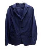 45R(フォーティファイブアール)の古着「ヘリテージポプリンのジャケット」|ネイビー