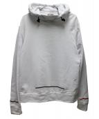 MONCLER(モンクレール)の古着「マグリアパーカー」|ホワイト