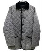 MACKINTOSH PHILOSOPHY(マッキントッシュフィロソフィー)の古着「キルティングジャケット」|グレー