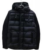 MONCLER(モンクレール)の古着「ライアンジュボットダウンジャケット」|ブラック