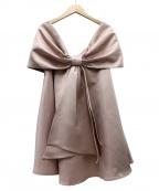 SELF PORTRAIT(セルフ ポートレイト)の古着「ドレスワンピース」|ピンク