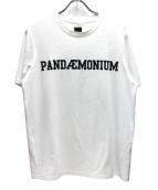 OAMC(オーエーエムシー)の古着「パンドプリントTシャツ」|ホワイト