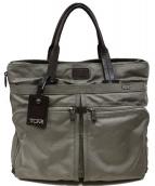 TUMI(トゥミ)の古着「コンパニオントートバッグ」|ベージュ