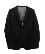 PRINGLE1815(プリングルエイティーンフィフティーン)の古着「2Bジャケット」|ブラック