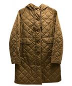 MACKINTOSH(マッキントッシュ)の古着「ポランプロテクトキルティングコート」|ベージュ