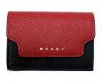 MARNI(マルニ)の古着「3つ折り財布」|ピンク