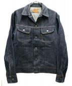 45R(フォーティファイブアール)の古着「デニムジャケット」|インディゴ