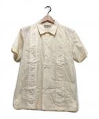 ROTT WEILER(ロットワイラー)の古着「キューバシャツ」|ベージュ