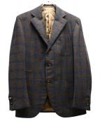 DRESSTERIOR(ドレステリア)の古着「3Bジャケット」 ブラウン