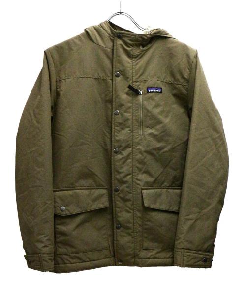 Patagonia(パタゴニア)Patagonia (パタゴニア) インファーノジャケット カーキ サイズ:BOYS XLの古着・服飾アイテム