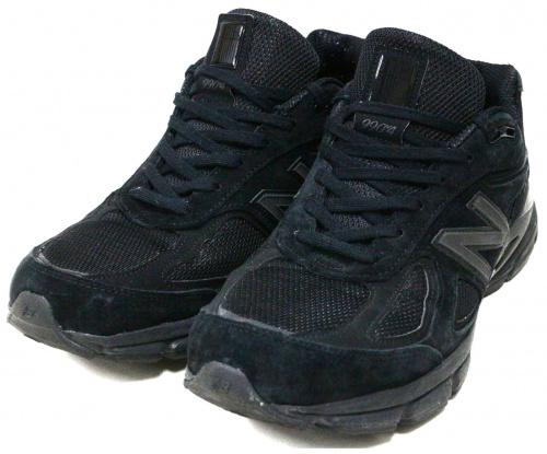 NEW BALANCE(ニューバランス)NEW BALANCE (ニューバランス) スニーカー ブラック サイズ:29cm M990BB4の古着・服飾アイテム