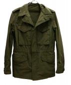 M.I.D.A.(ミダ)の古着「M-43フィールドジャケット」 ブラウン