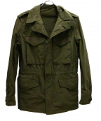 M.I.D.A.(ミダ)の古着「M-43フィールドジャケット」|ブラウン