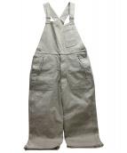 45R(フォーティファイブアール)の古着「おこめダックの908オーバーオール」|ベージュ