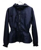 adidas by stella McCartney(アディダスバイステラマッカートニー)の古着「クライマーストームジャケット」|ネイビー