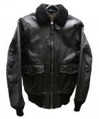 J.A.DUBOW()の古着「G-1ジャケット」|ブラウン