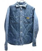 NATAL DESIGN(ネイタルデザイン)の古着「デニムジャケット」 インディゴ