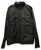 ASPESI(アスペジ)の古着「M65ナイロンジャケット」|オリーブ