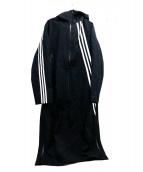 Y-3(ワイスリー)の古着「ゴアテックスフーデットコート」|ブラック