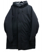 junhashimoto(ジュンハシモト)の古着「パティングジャケット」|ブラック