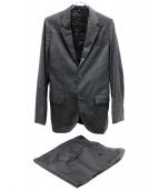 POLO RALPH LAUREN(ポロラルフローレン)の古着「2Bセットアップスーツ」|グレー