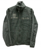 ECWCS(エクワックス)の古着「GEN3フリースジャケット」 グレー