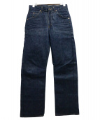 LEE(リー)の古着「70sライダースデニムパンツ」|インディゴ