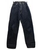 ANATOMICA(アナトミカ)の古着「618マリリンデニムパンツ」|インディゴ