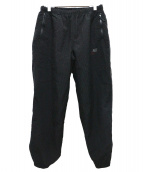 NIKE × SUPREME(ナイキ × シュプリーム)の古着「ジュエルリバーシブルリップトップパンツ」|ブラック