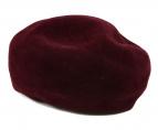 GUCCI(グッチ)の古着「ラビットフェルトベレー帽」|レッド