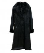 SPECCHIO(スペッチオ)の古着「コート」|ブラック