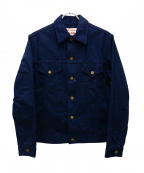 BONCOURA(ボンクラ)の古着「コールテンジャケット」|ネイビー