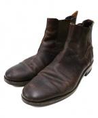 WOLVERINE(ウルヴァリン)の古着「サイドゴアブーツ」|ブラウン