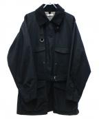 saby(サバイ)の古着「オイルジャケット」 ブラック