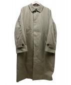 SANYO(サンヨー)の古着「クラシックバルマカーンコート」|ベージュ