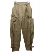 3.1 phillip lim(スリーワン フィリップ リム)の古着「カーゴパンツ」 ベージュ