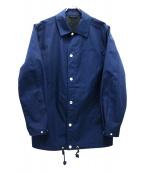 KENZO(ケンゾー)の古着「コーチジャケット」|ネイビー