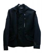 NIKELAB(ナイキラボ)の古着「ウーマンズミリタリージャケット」|ブラック