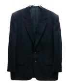 COMME des GARCONS HOMME DEUX(コムデギャルソンオムドゥ)の古着「オールドテーラードジャケット」|ブラック