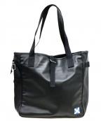 LUGGAGE LABEL(ラゲッジ レーベル)の古着「トートバッグ」|ブラック