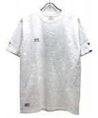 WTAPS(ダブルタップス)の古着「プリントTシャツ」|ホワイト