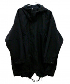 Cape HEIGHTS(ケープハイツ)の古着「ナイロンシェルジャケット」 ブラック