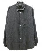 saby(サバイ)の古着「シャツ」 グレー