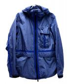 TATRAS(タトラス)の古着「ユーズドライクナイロンジャケット」|ブルー