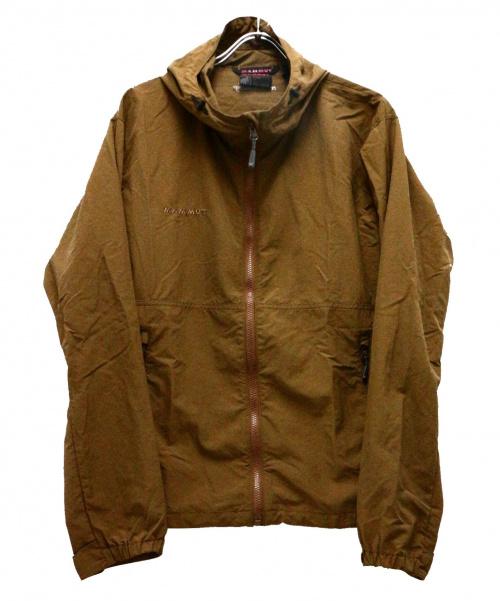 MAMMUT(マムート)MAMMUT (マムート) MOUNTAIN TUFF Parka ブラウン サイズ:XLの古着・服飾アイテム