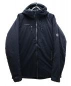 ()の古着「Rime IN Flex Hooded Jacket」|ブラック