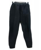 ()の古着「グローブフィットパンツ」|ブラック
