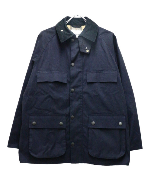 Barbour(バーブァー)Barbour (バブアー) ジャケット ネイビー サイズ:36の古着・服飾アイテム