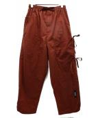 ()の古着「パンツ」|ブラウン