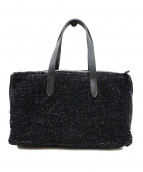 ()の古着「カゴトートバッグ」|ブラック